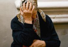 Чоловік вчиняв психологічне насильство стосовно своєї хворої 80-річної матері