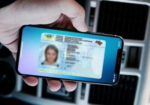 Полісменам тепер покажуть смартфон замість водійських прав та техпаспорта