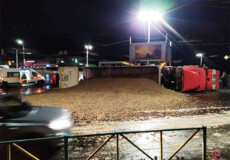 Картопля спричинила транспортний колапс у Хмельницькому