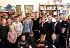 На Шепетівщині читачі зустрілися із поетом-атовцем