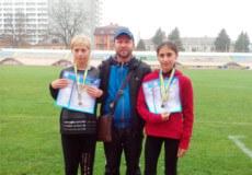 Двоє легкоатлеток з Шепетівки здобули призові місця