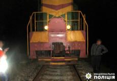 На перегоні «Шепетівка-Суховоля» локомотив наїхав на молодика