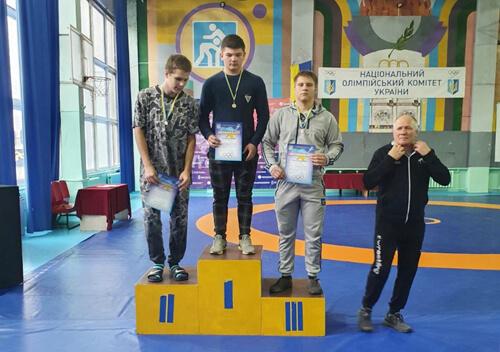 Шепетівські борці здобули дві бронзи обласної спартакіади