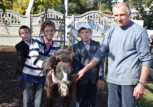 Вихованці Шепетівського реабілітаційного центру люблять дружити