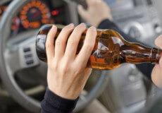 Чоловік тричі їздив п'яним за кермом: тепер 10 років буде без водійського посвідчення