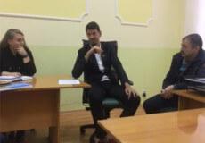 Народний депутат України Олексій Жмеренецький інкогніто провів зустріч у Шепетівці
