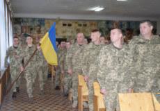 У Шепетівку на відновлення боєздатності повернулися військовослужбовці