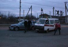 «Швидка допомога» потрапила у ДТП в Шепетівці