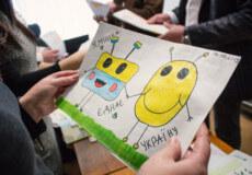 У Шепетівці визначили переможців конкурсу «Усмішка єднає Україну»