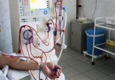 В Ізяславській ЦРЛ обладнають відділення гемодіалізу для хворих із трьох районів