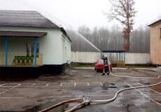 У Шепетівській виправній колонії ліквідували «пожежу»