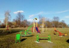 У Судилківській ОТГ встановили ще 4 дитячі майданчики