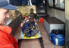 На Полонщині за загадкових обставин чоловік випав із вікна