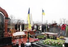 У Шепетівці над могилами борців за гідність та свободу України пролунала молитва