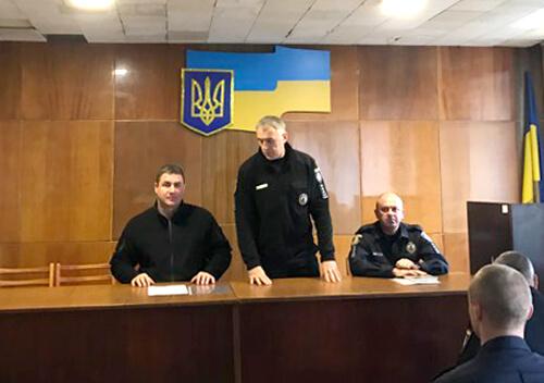 Головний поліціянт Шепетівщини тепер очолить інший район Хмельниччини