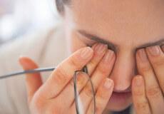 Комп'ютер провокує хворобу «сухого ока»