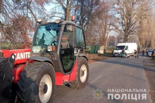 На Шепетівщині засудили водія, який навантажувачем переїхав 6-річного школяра
