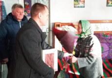 Довгожителька міста Шепетівки відсвяткувала ювілей