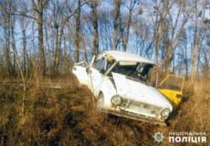 На автодорозі «Ізяслав–Шепетівка» в ДТП травмувалися двоє чоловіків