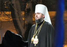 Предстоятель ПЦУ Епіфаній освятить храм у Полонному