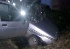 У Славуті п'яний водій в'їхав в авто 76-річного пенсіонера