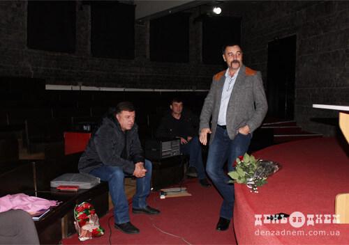 У Шепетівці відбулася презентація документального фільму про ветеранку АТО Оксану Якубову
