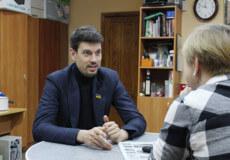 Депутат Олексій Жмеренецький у 2020 році планує навчитися медитувати