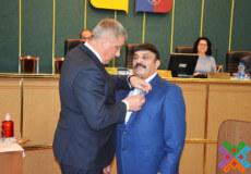 Славутчанин став почесним громадянином Хмельниччини