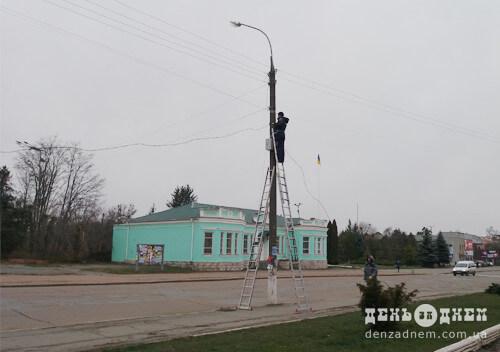 Центр Шепетівки — під відеоспостереженням