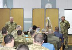 Головний військовий комісар Хмельниччини пішов на заслужений відпочинок