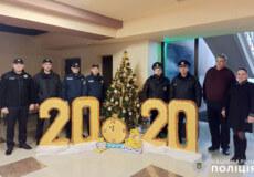 Поліцейські станції відкрились у Старому Кривині та Нетішині