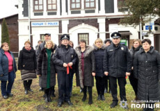 Красилівська та Антонінська ОТГ мають своїх поліцейських офіцерів