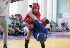 У всеукраїнському турнірі з бойового самбо першість здобула Хмельниччина