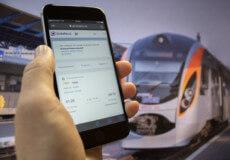 Придбати залізничні квитки можна у Viber та Telegram