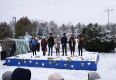 «Європейська зима» пройшла у Шепетівці