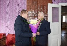 Шепетівчанин Чеслав Завістовський відзначив 90-ліття