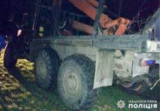 На Славутчині «чорний» лісоруб побив дільничого