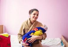 У перший день нового року в Шепетівці народилося троє немовлят