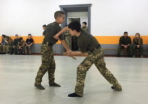 Юні шепетівчани показали бойову готовність на всеукраїнському патріотичному турнірі