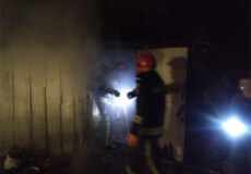 На Шепетівщині сталася пожежа з летальними наслідками
