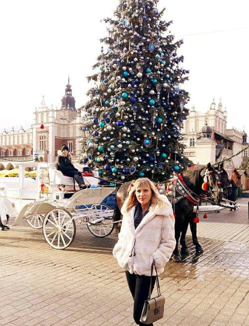 Шепетівчанка у новорічно-різдвяні свята здійснила подорож Європою