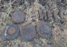 У Шепетівці виявили арсенал вибухонебезпечних предметів часів Другої світової війни