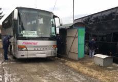 У Шепетівці на території автопарку виявили нелегальну АЗС