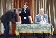 У новоствореній Плесенській ОТГ відбулася перша сесія