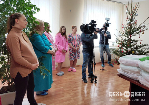 Міський голова Хмельницького привітав новонароджених