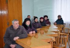 На особистий прийом до міського голови Шепетівки прийшли пенсіонери