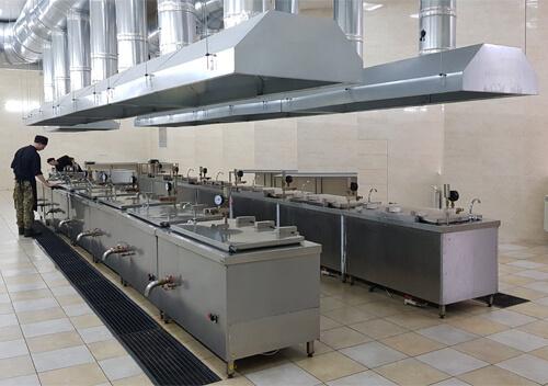 На сучасне обладнання для солдатських кухонь виділено 400 мільйонів