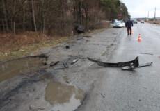 Шепетівські поліцейські розслідують ДТП з травмованими