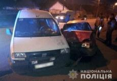 У Шепетівці сталася ДТП — травмувалося 4 осіб