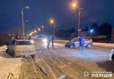 У Шепетівці сталася ДТП: одного водія ушпиталено